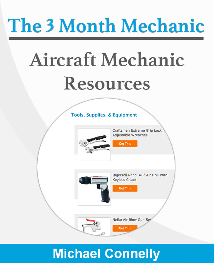 Aircraft Mechanic Resources Guide